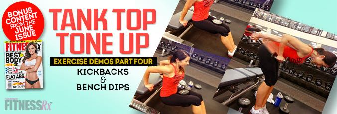 Tank Top Tone-Up: Part 4