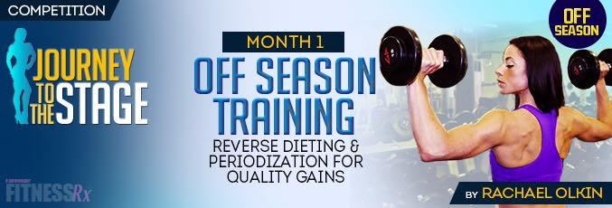 Off Season Training – Month 1