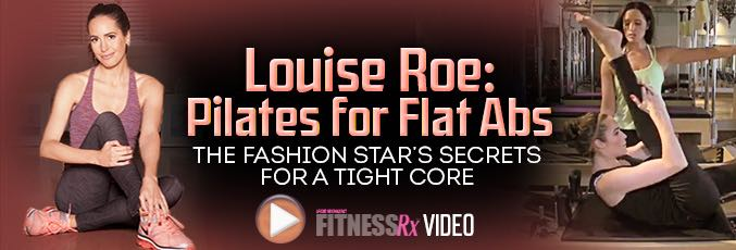 Louise Roe: Pilates for Flat Abs