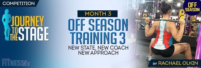 Off Season Training 3