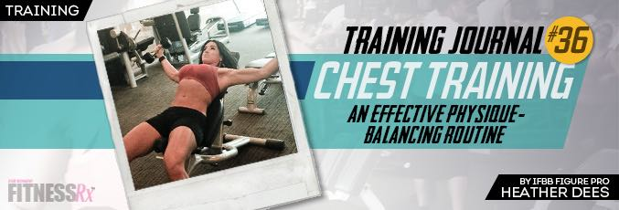 Chest Training Day