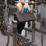 Upper Body Tone-Up - Lift heavy for best results!