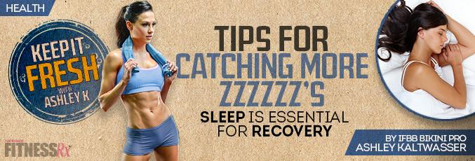 Tips for Catching More ZZZs