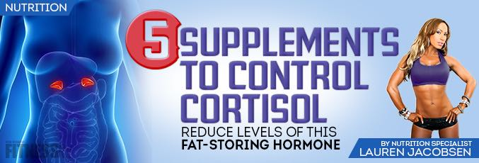 5 Supplements To Control Cortisol