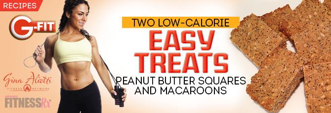 Two Low-Calorie, Easy Treats