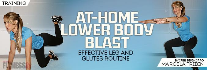 At-Home Lower Body Blast