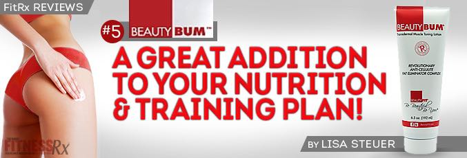FitRx Reviews: BeautyBum