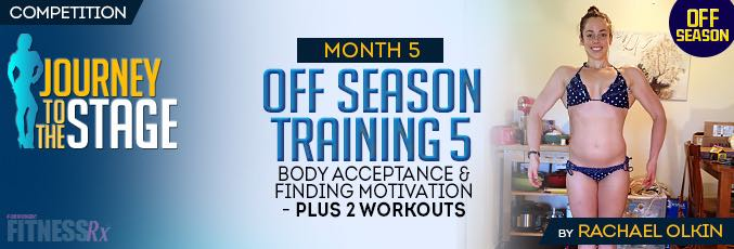 Off Season Training 5
