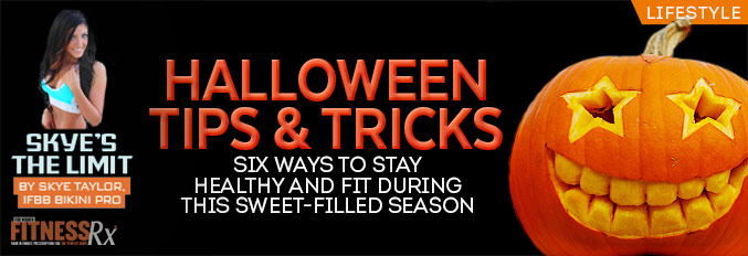 Fit and Healthy Halloween TRICKS