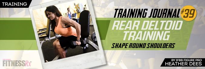 Rear Deltoid Training