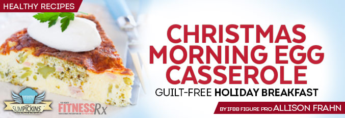 Christmas Morning Egg Casserole