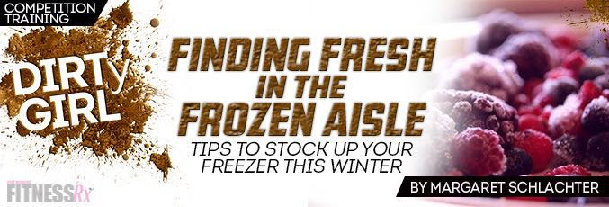 Finding Fresh in the Frozen Aisle