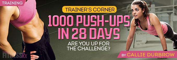 1000 Push-Ups in 28 Days