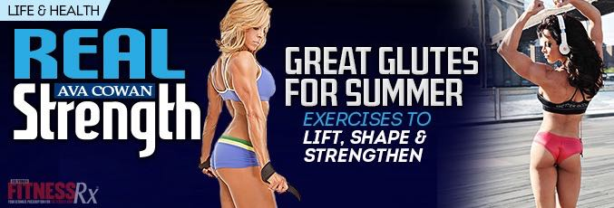 Great Glutes For Summer
