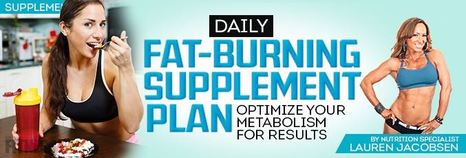 Daily Fat-Burning Supplement Plan