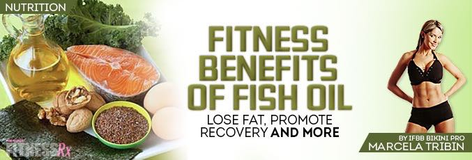 Fitness Benefits of Fish Oil