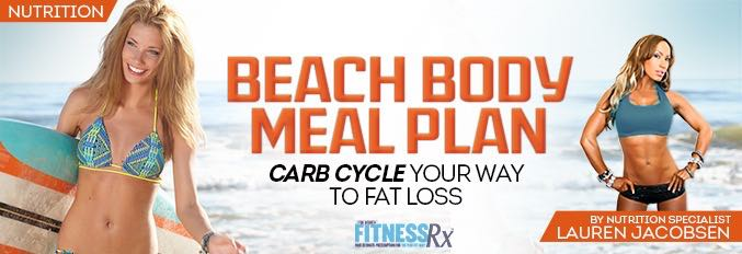 Beach Body Meal Plan