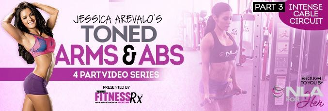 Toned Arms & Abs Video 3