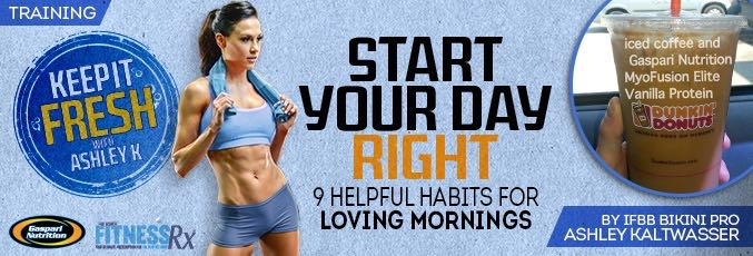 9 Ways To Start Your Day Right