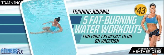 5 Fat-Burning Water Workouts