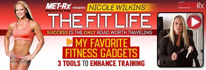 My Favorite Fitness Gadgets