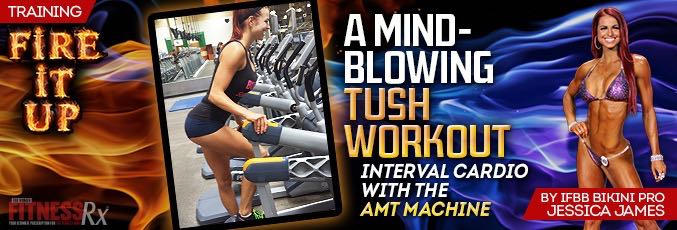 A Mind-blowing Tush Workout