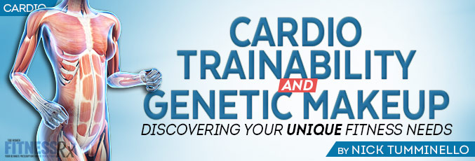 Cardio Trainability and Genetic Makeup