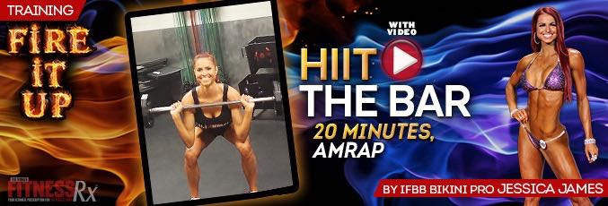 HIIT The Bar
