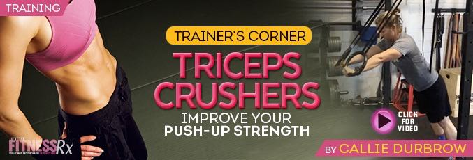 Triceps Crushers