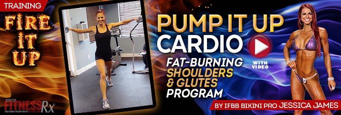 Pump It Up Cardio