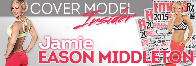 Cover Model Insider: Jamie Eason Middleton