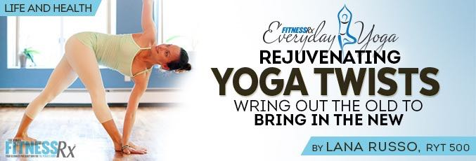 Rejuvenating Yoga Twists