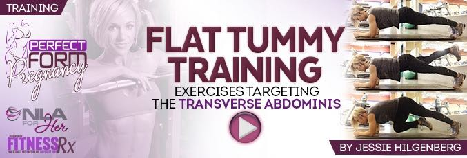 Flat Tummy Training