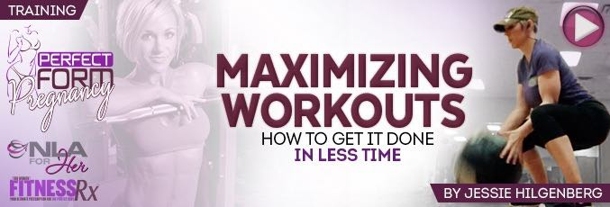 Maximizing Workouts