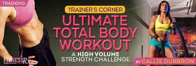 Ultimate Total Body Workout