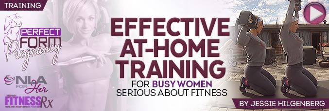 Effective At-Home Training