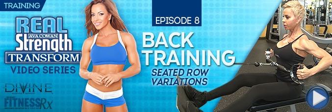 Transform 8: Back Training