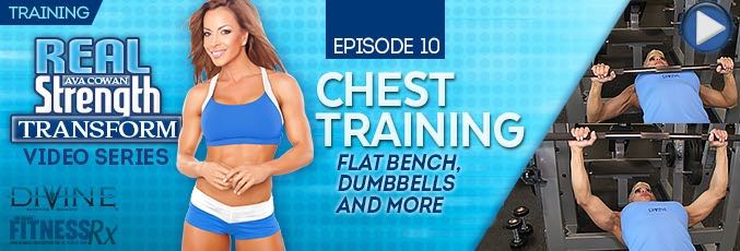 Transform 10: Chest Training