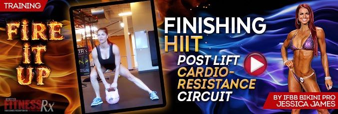 Finishing HIIT