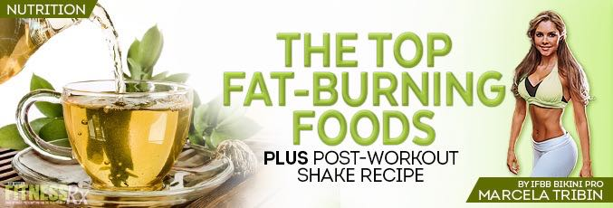 The Top Fat-burning Foods