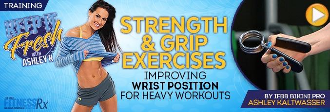 Strength and Grip Exercises