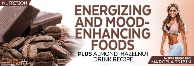 Energizing and Mood-enhancing Foods