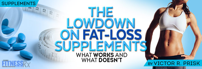 The Lowdown on Fat-Loss Supplements