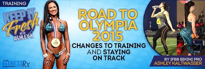 Road to Olympia 2015