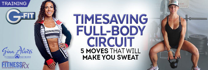 Timesaving Full-body Circuit