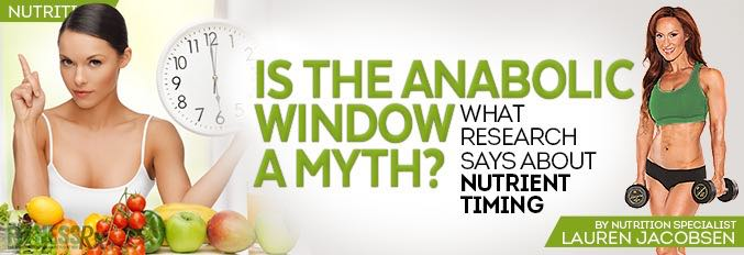 Is The Anabolic Window A Myth?