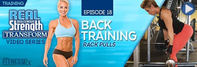 Transform 18: Back Training
