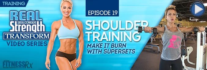 Transform 19: Shoulder Training