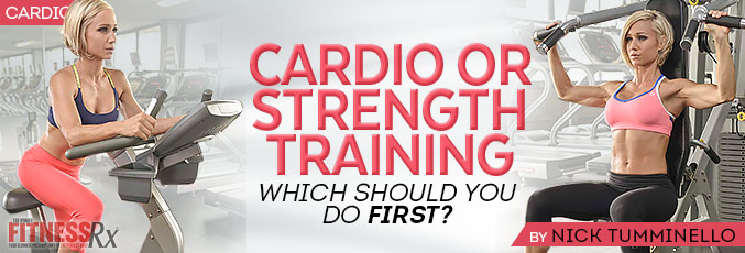 Cardio or Strength Training