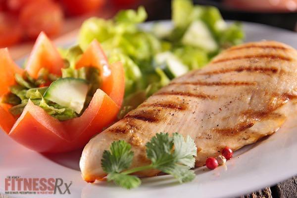 Dieta de construcción muscular para mujeres